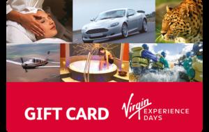 DigiiStore Virgin Experience Days Gift Card