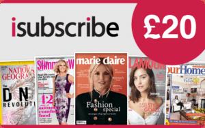 SigiiStore iSubscribe £20 Gift Card