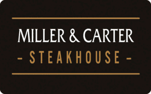 DigiiStore MB Miller and Carter Gift Card