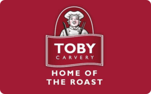 DigiiStore MB Toby Carvery Gift Card