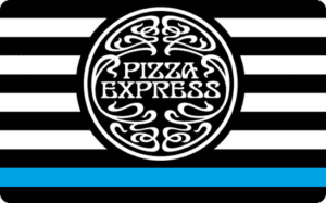 DigiiStore Pizza Express Gift Card