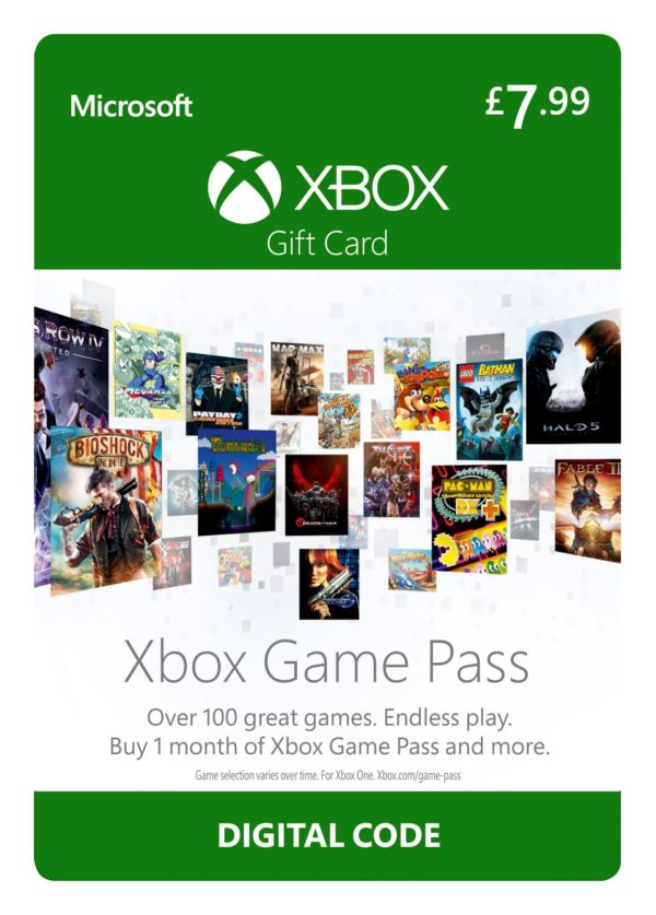 Games Pass DigiiStore Xbox