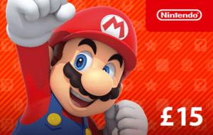 DigiiStore Nintendo Gift Card